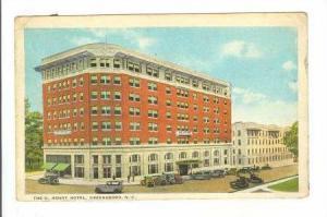 Exterior, The O, Henry Hotel, Greensboro, North Carolina,  00-10s