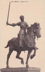 Jeanne d'Arc, Reims (Marne), France, 00-10s