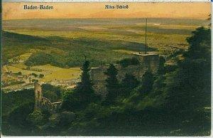 33711 - Ansichtskarten VINTAGE POSTCARD - Deutschland GERMANY - Baden-Baden 1906