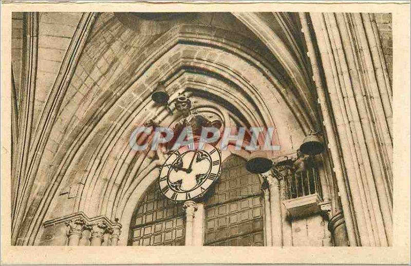 Modern Postcard Burgos Catedral El Papa MOscar
