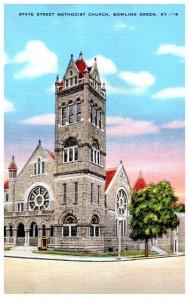 Kentucky   Bowling Green   State street Methodist Church