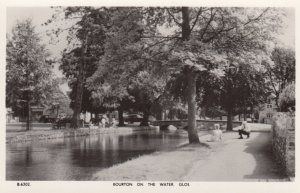 RP: BOURTON ON THE WATER , England , 1930-40s
