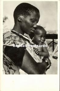 southern rhodesia, MBUMA, Mission Hospital (1950s) RPPC (8)