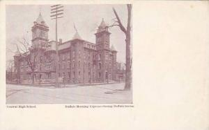 Central High School, Buffalo Morning Express, New York, 00-10s