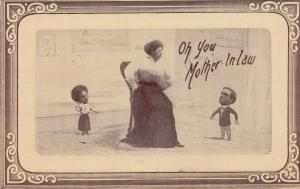 Oh You Mother-in-Law , 1911