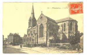 Ploubalay, L'Eglise, Bretagne, France, PU-1905