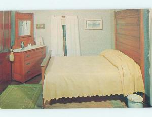 Unused Pre-1980 PRESIDENT EISENHOWER HOME Abilene Kansas KS hn3135