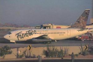 Frontier Boeing 737 201 N217US