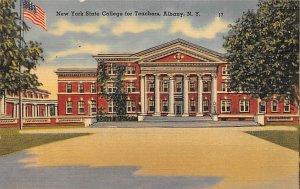 NewYork State College Albany, New York NY