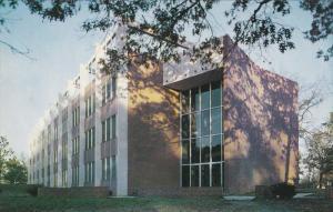 Minges Science Bldg , Lenoir-Rhyne College , HICKORY , North Carolina , 50-60s