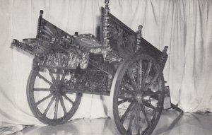 MINDEN , Nebraska , 1940-50s ; Pioneer Village ; Sicilian Cart