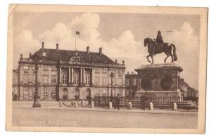 Kobenhaun. Amalienborg