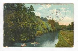 Watt's Park,Near Hagerstown,Maryland,PU-1911