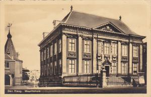 Netherlands Den Haag Mauritshuis Real Photo