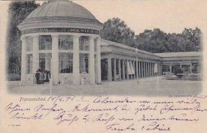 Eger Franzensbrunn, Franzensbad, Germany, 1900-1910s
