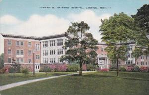 Michigan Lansing Edward W Sparrow Hospital
