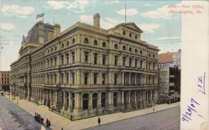 Post Office, PHILADELPHIA, Pennsylvania, PU-1907