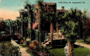 Florida St Augustine Villa Flora