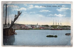 Calais, Maine, Water Front