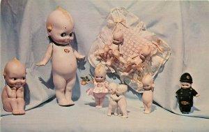Kewpies O'Neil Mary Merritts Doll Museum Douglassville Pennsylvania Pa Postcard