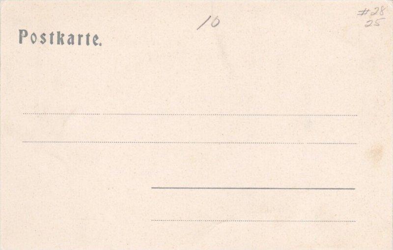 POTTENSTEIN, Bavaria , Germany , 1900-1910´s