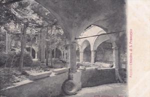 Chiostro Di S. Francesco, ASSISI (Umbria), Italy, 1910-1920s