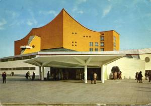 germany, BERLIN, Philharmonie Philharmony Theatre (1977)