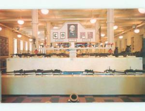 Pre-1980 MUSEUM SCENE Rock Island Arsenal Illinois IL W6732