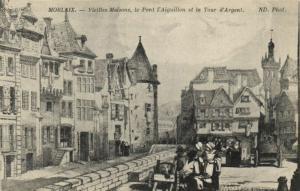 CPA MORLAIX - Vieilles Maisons (143187)