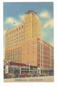 Heidelberg Hotel, Jackson, Mississippi, 30-40s