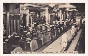 YE EAT SHOPPE , 732-36 8th Avenue , New York City , PU-1940