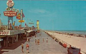 World´s Most Famous Beach, Daytona Beach, Florida, 40-60s