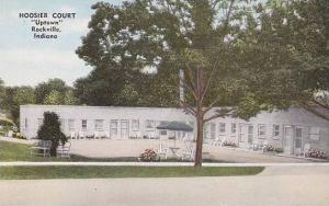 Indiana Rockville Hoosier Court