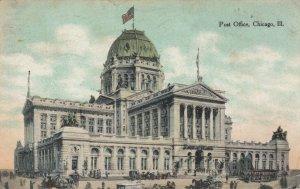 CHICAGO, Illinois; 1908 ; Post Office