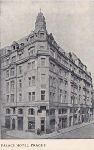 Czechoslovakia Prague Palace Hotel