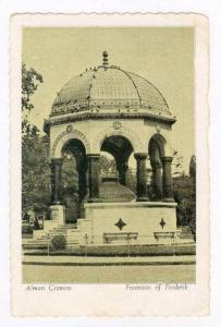 Alman Cesmesi, Fountain of Frederik, Turkey 20-40s