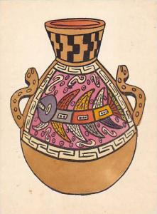 Ceramica estilo SANTA, Museo Nacional de Antropologia y Arqueologia, Lima, Pe...
