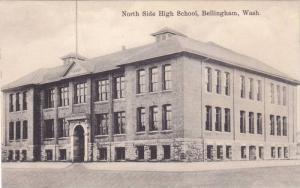 North Side High School, Bellingham, Washington, 1900-1910s