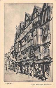 Old Houses Street Promenade Holborn