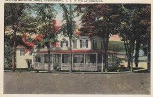 CHESTERTOWN, New York, 1900-10s; Panther Mountain House, in the Adirondacks