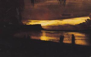 Guam sunset , PU-1969