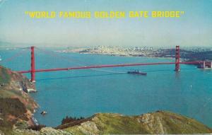USA World Famous Golden Gate Bridge 02.67