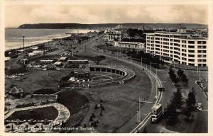 South Africa Durban Marine Drive and Amphitheatre Panorama Postcard