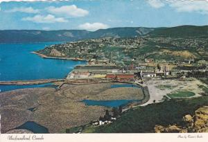 Corner Brook: showing the Bowaters Mill, Newfoundland, Canada, 50-70s