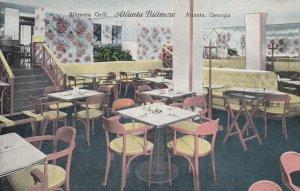 ATLANTA , Georgia , 30-40s ; Biltmore Grill, Atlanta Biltmore