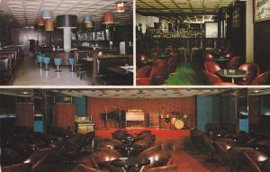 3-Views, Dining Room, Coctail Lounge, Shamrock Restaurant, Bar, Cabaret, Queb...