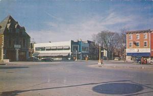 Place de l'Hotel de Ville , JOLIETTE , Quebec , Canada , 40-60s