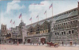 Illinois Chicago Colseum