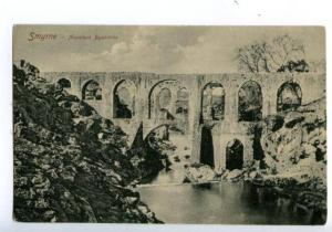 138217 Turkey SMYRNA Smyrne Byzantine Aqueducts Vintage PC