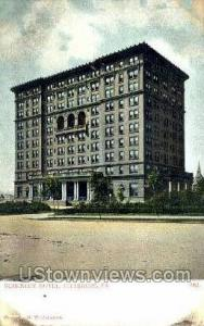 Schenley Hotel Pittsburgh PA Unused